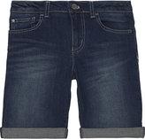 Armani Junior Stonewash Denim Shorts 4-16 Years