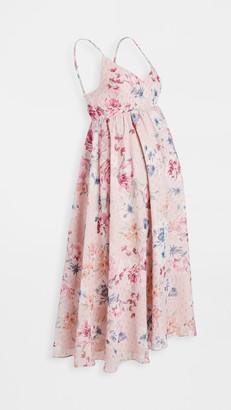 Yumi Kim Maternity Felicia Midi Dress