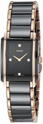 Rado Women's Integral Diamond Swiss Quartz Watch