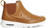 Nike thea leather trainers
