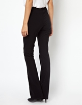 Asos Trousers in Kickflare with Pintuck
