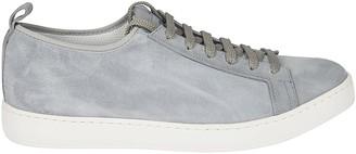 Santoni Stitched Detail Sneakers