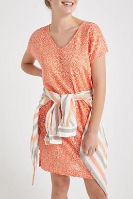 Sportscraft Skylar Oritz Linen Dress