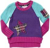 Design History Star Sweater (Toddler/Kid) - Playful Purple-5