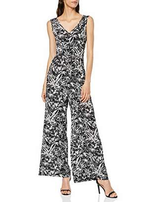 Sisley Women's Overall Jumpsuit,(Size: 46)