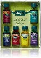 Kneipp 6 x 20ml Piece Bath Oil Herbal Bath Collection Inc Pure Bliss & Lavender