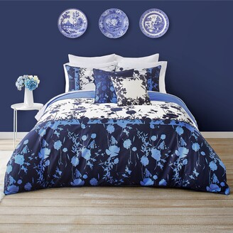 Ted Baker Bluebell Duvet Cover & Sham Set
