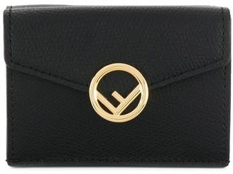 Fendi Compact F tri-fold wallet