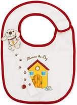 Dolce & Gabbana dog embroidered bib