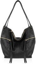 Kooba Elton Nubuck Leather Hobo