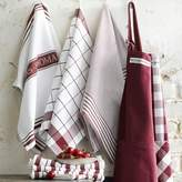 Williams-Sonoma Williams Sonoma Multi-Pack Towels, Burgundy