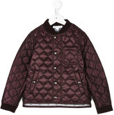 Burberry quilted jacket - kids - Cotton/polyester - 4 yrs