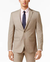 Sean John Men's Slim-Fit Tan Neat Jacket