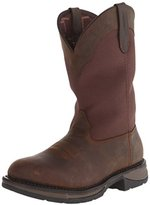 Durango Men's 11 Inch Pull-On Workin Rebel Riding Boot