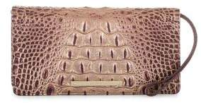 Brahmin Port Ombre Melbourne Annmarie Leather Wallet