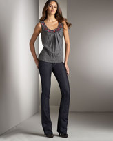 Kasandra Boot-Cut Jeans