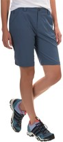 White Sierra West Loop Trail Shorts (For Women)