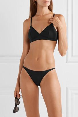 Eres Les Essentiels Obscur Bikini Briefs - Black