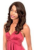 Born Free [Lace Wig] New Slim Line Lace Part Wig Synthetic Hair Wig - SLW20 (1B)