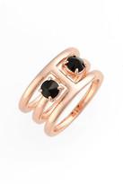 Rebecca Minkoff Puzzle Jewel Ring - Size 7
