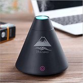 Get it Humidifier Getit 160ml Volcano USB Mist Humidifier aroma diffuser colorful mist air purifier healthy living