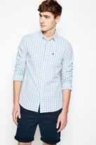 Jack Wills Salcombe Seersucker Check Shirt