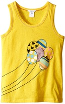 Little Marc Jacobs Jersey Tank Top with Balloons Or Beach Supplies (Big Kids)