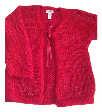 La Perla Red Wool Knitwear