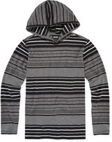 Vans Striped Long-Sleeve Pullover Hoodie - Boys 8-20