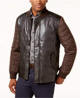 Tasso Elba Men's Pisa Faux Leather Jacket, Created for Macy's