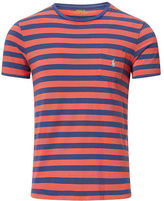 Polo Ralph Lauren Custom Fit Striped T-Shirt