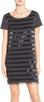 French Connection Women's Della Beaded Shift Dress