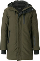 Mackage zipped hooded coat