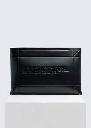 Calvin Klein Geometric Clutch