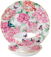 Royal Albert Miranda Kerr Gratitude Teacup Saucer and Plate Set