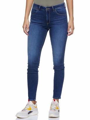 Wrangler Women's Skinny Authentic Blue Jeans 25W / 32L