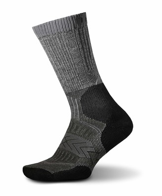 Thorlos Unisex OFXU Outdoor Fanatic Thick Padded Crew Sock