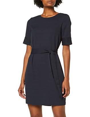 Selected Women's Slfdorit Tunni 2/4 Short Dress B, Blue Night Sky, (Size: 38)