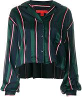Tommy Hilfiger striped pyjiana-style shirt