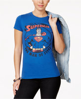 Bioworld Warner Brothers Juniors' Superman Graphic T-Shirt