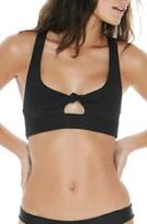 L-Space L Space Tara Ribbed Bikini Top