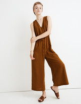 Madewell Tie-Back Cover-Up Jumpsuit