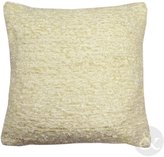 Just Contempo Luxury 100% Egyptian Cotton Satin Stripe (Cream, Face Cloth)
