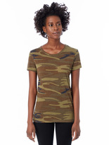 Alternative Ideal Printed Eco-Jersey T-Shirt