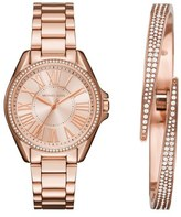 MICHAEL Michael Kors Bracelet Watch & Bangle Set, 39mm