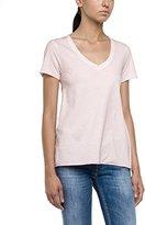 Replay Women's T-Shirt - Pink -