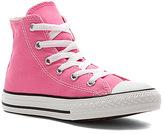 Converse Girls' Chuck Taylor High Top Preschool