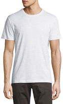 Theory Gaskell N Lokt Striped T-Shirt