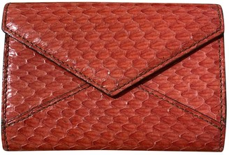 Cartier Red Exotic leathers Purses, wallets & cases