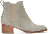 Rag & Bone Grey Suede Walker Ii Boots